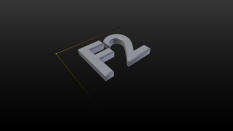 Blender F2 Addon explained