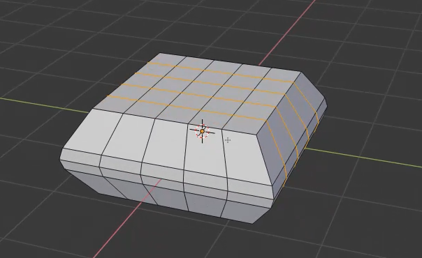base mesh creation, viewing geometry